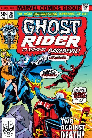 Ghost Rider (1973) #20