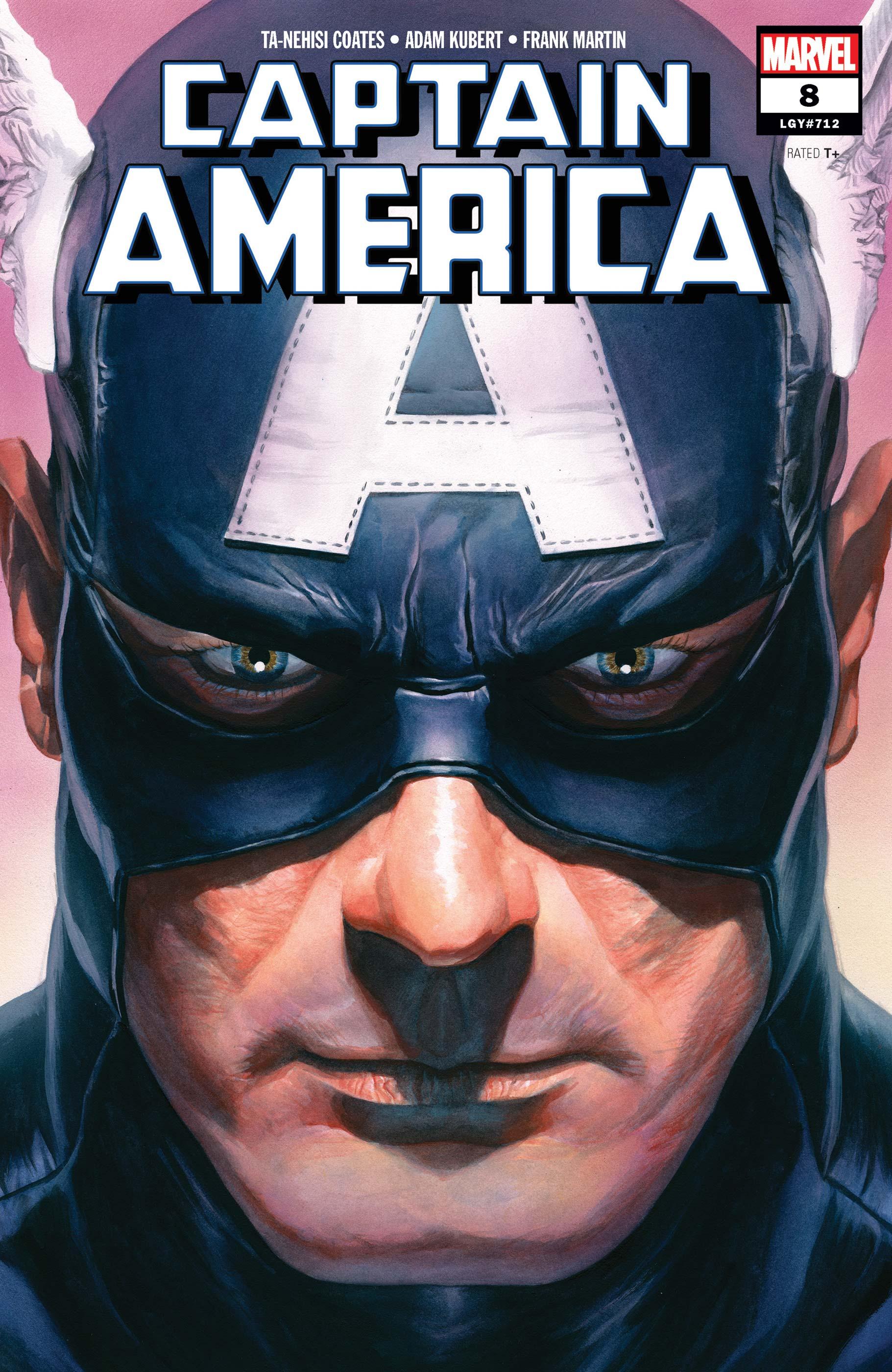 Captain America (2018) #8