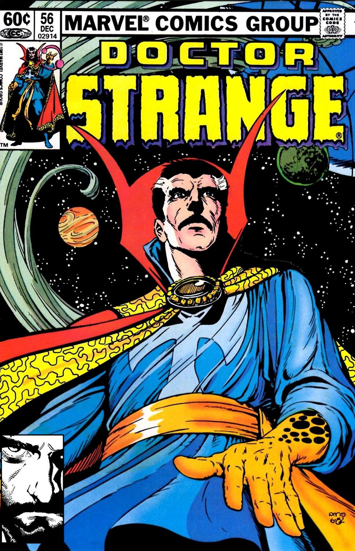 Doctor Strange (1974) #56