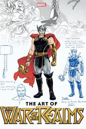 The Art of War of the Realms (Trade Paperback)