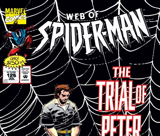 WEB OF SPIDER-MAN (1985) #126