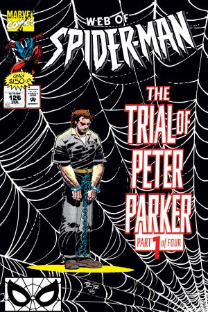 Web of Spider-Man #126