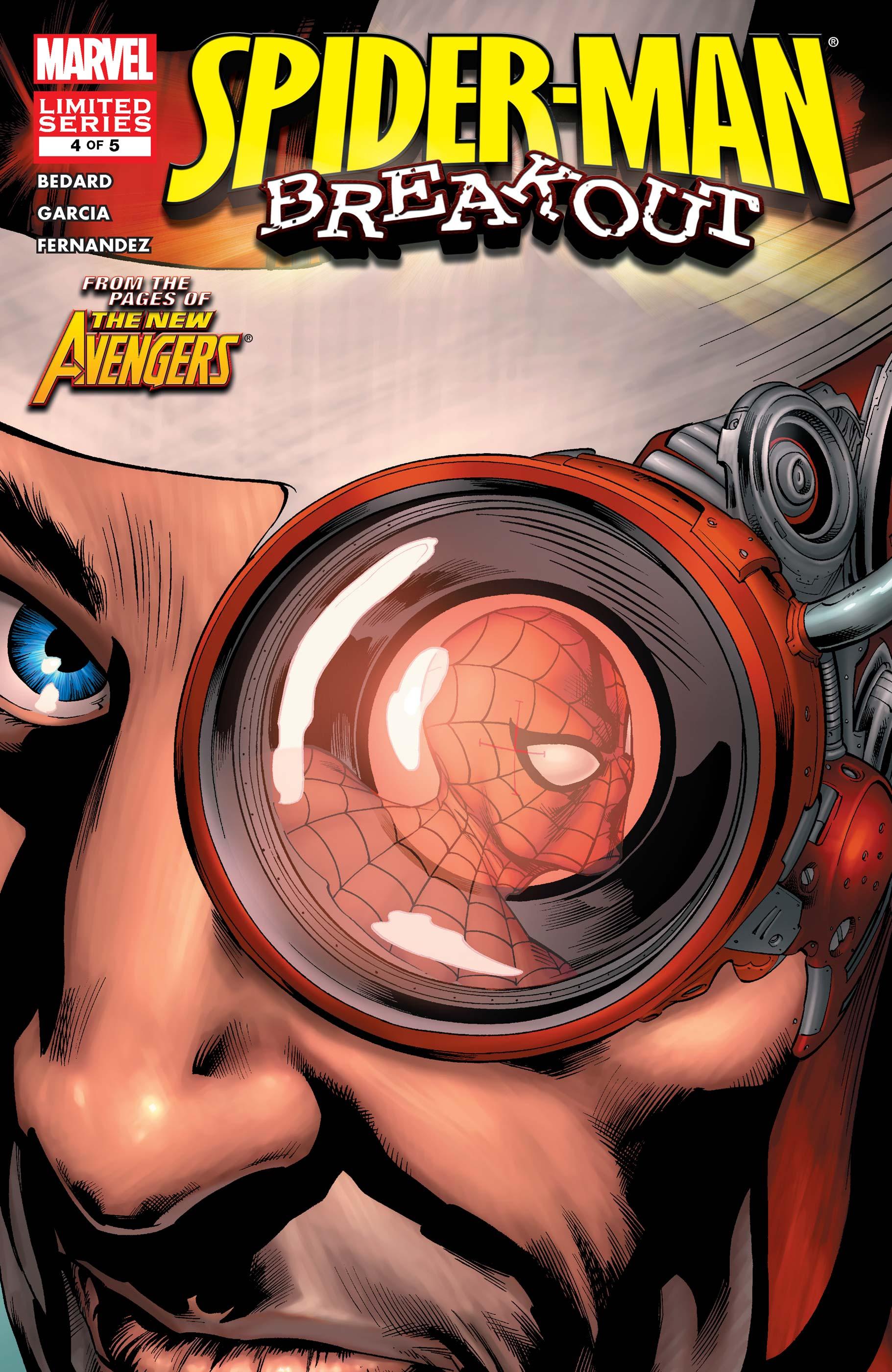 Spider-Man: Breakout (2005) #4