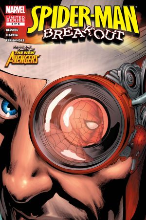 Spider-Man: Breakout #4