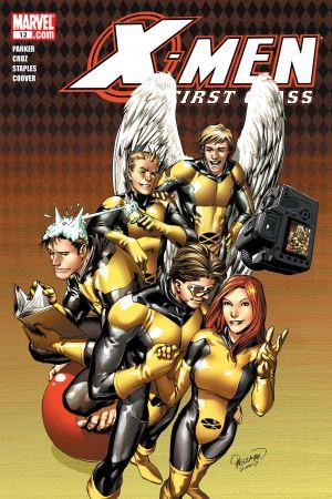 X-Men: First Class #12
