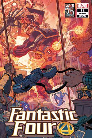 Fantastic Four (2018) #11 (Variant)