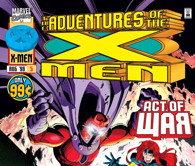 Adventures of the X-Men #5