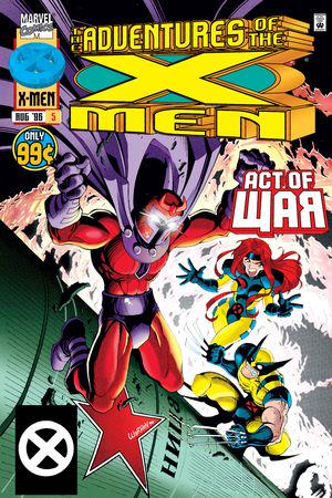 Adventures of the X-Men (1996) #5