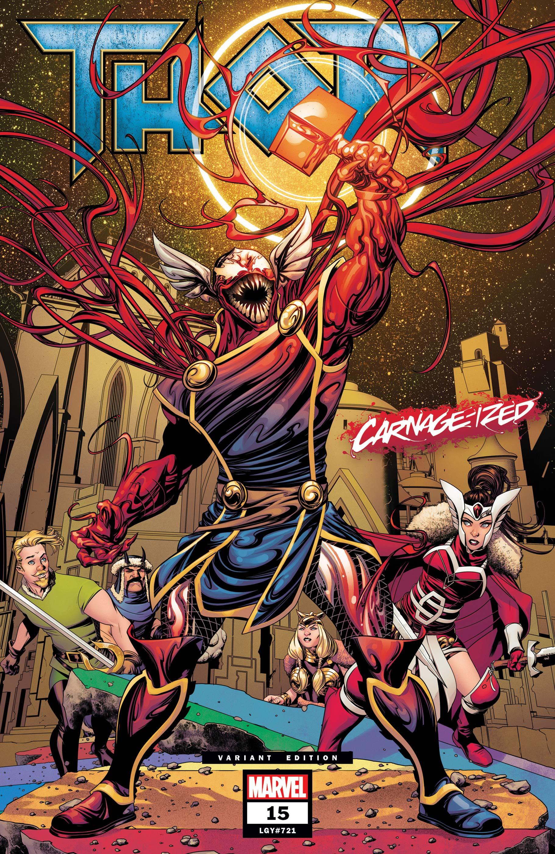 Thor (2018) #15 (Variant)