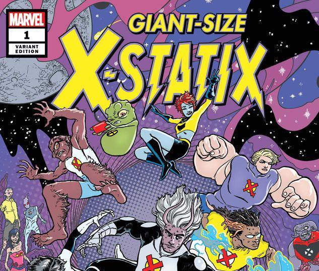 GIANT-SIZE X-STATIX 1 KUDER VARIANT #1