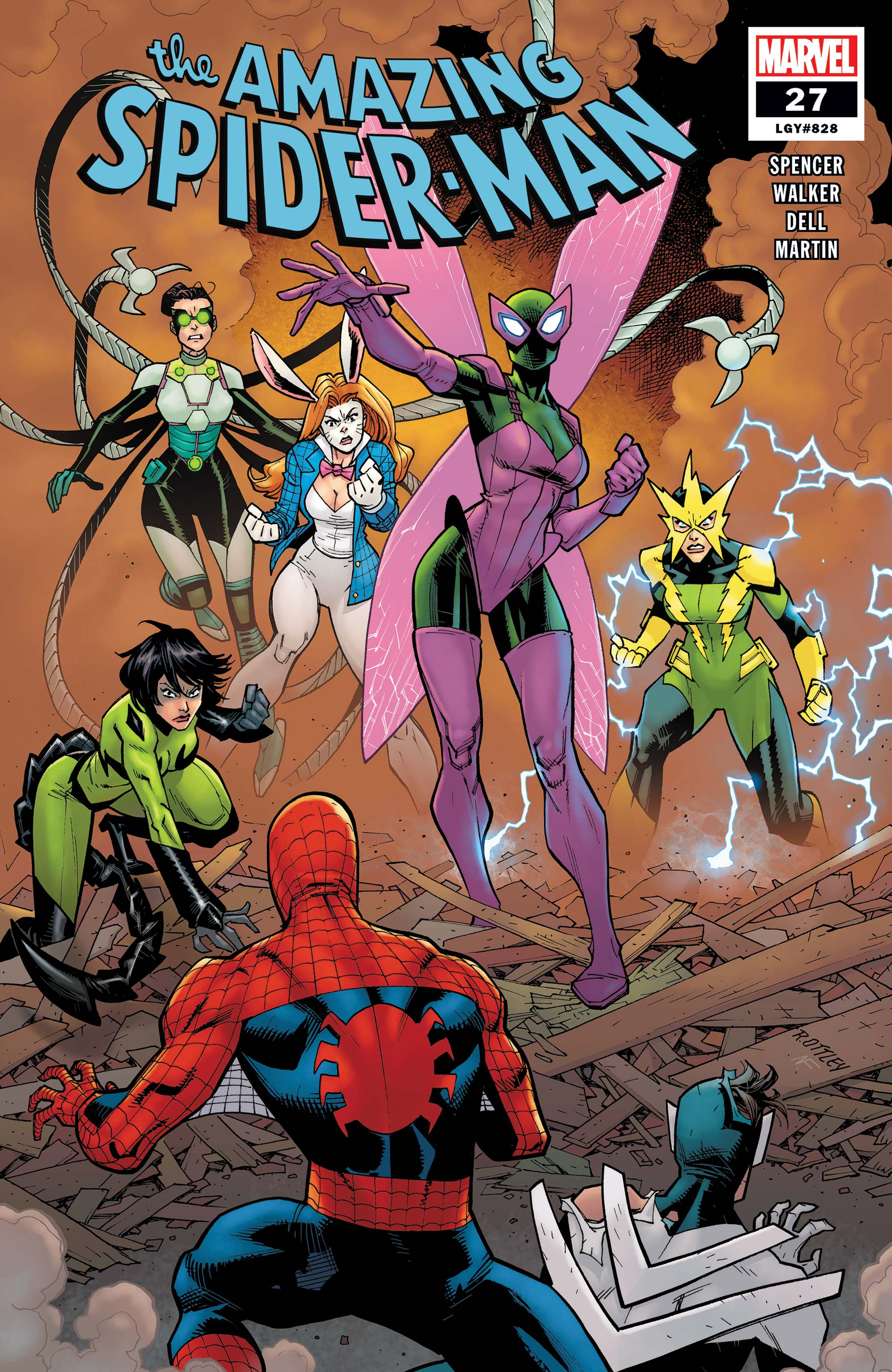 The Amazing Spider-Man (2018) #27