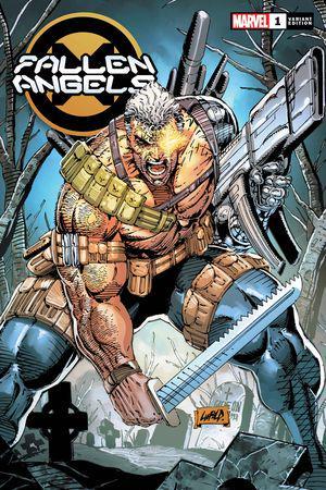Fallen Angels #1  (Variant)