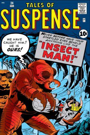 Tales of Suspense (1959) #24