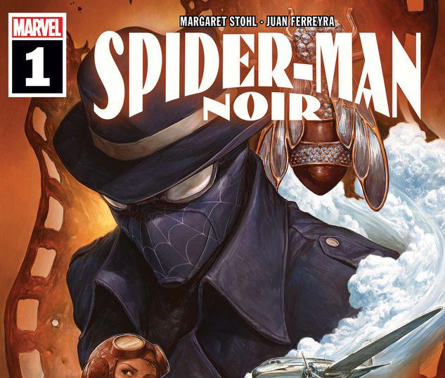 Spider-Man Noir #1
