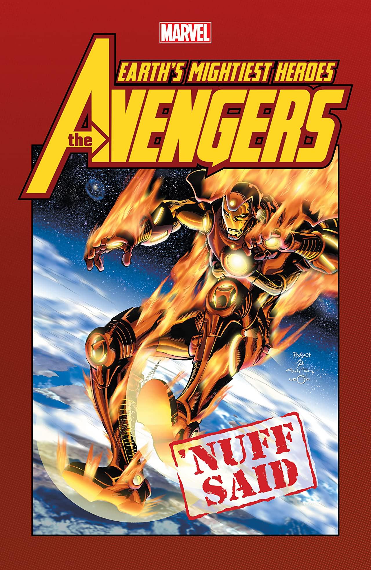 Avengers: Nuff Said (2020)