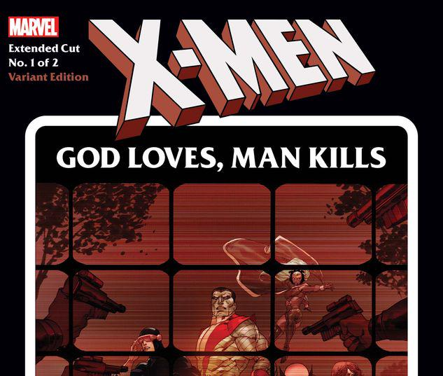 X-Men: God Loves, Man Kills Extended Cut #1