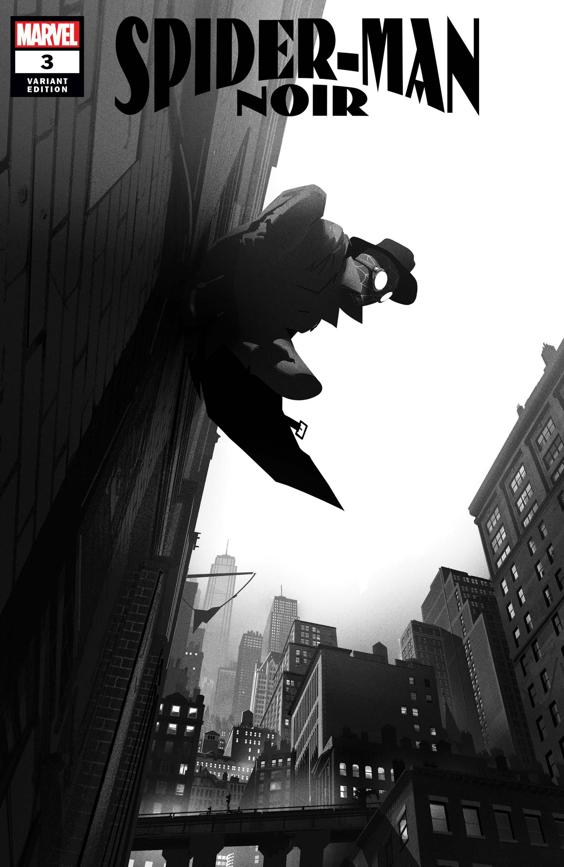 Spider-Man Noir (2020) #3 (Variant)