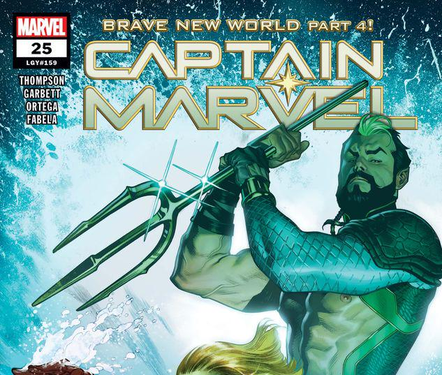 Captain Marvel #25