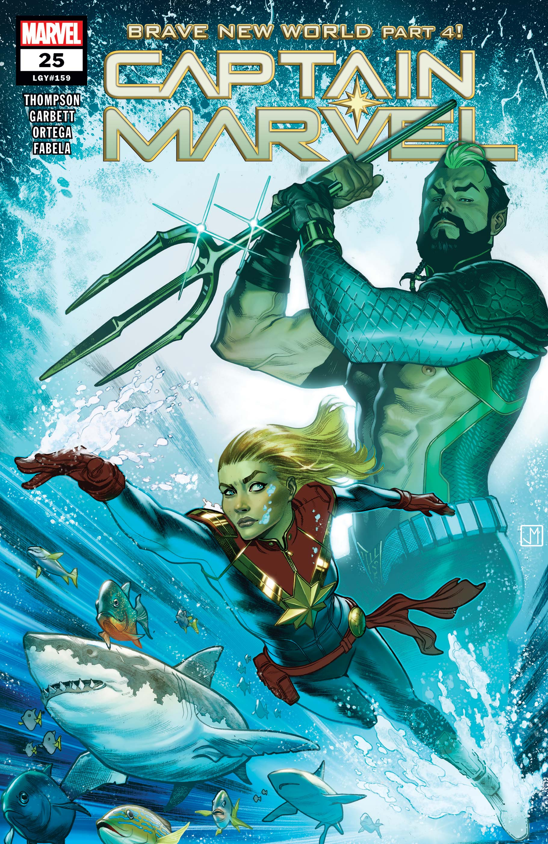 Captain Marvel (2019) #25