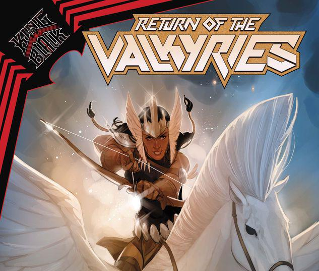 King in Black: Return of the Valkyries #3
