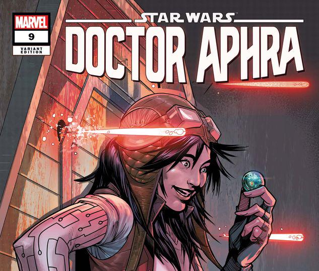 Star Wars: Doctor Aphra #9