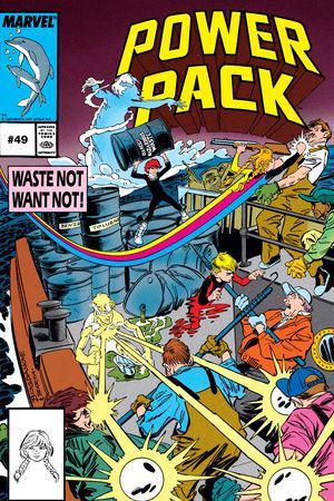 Power Pack (1984) #49