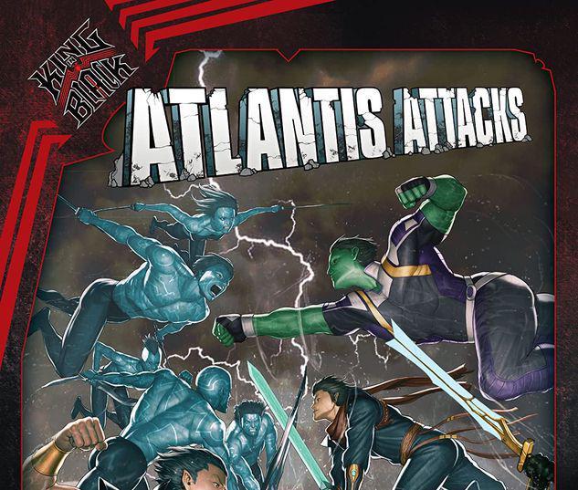 KING IN BLACK: ATLANTIS ATTACKS TPB #1