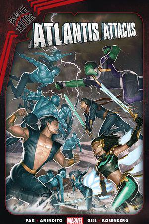 King In Black: Atlantis Attacks (Trade Paperback)