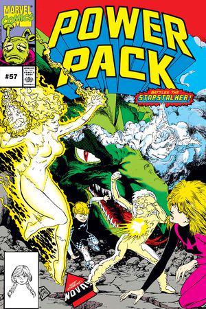Power Pack (1984) #57