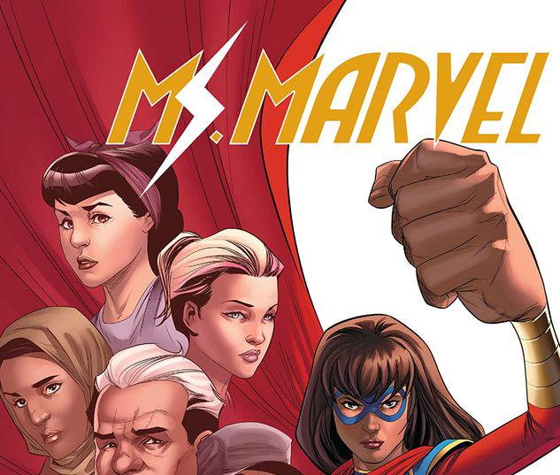 MS. MARVEL: GAME OVER GN-TPB #1