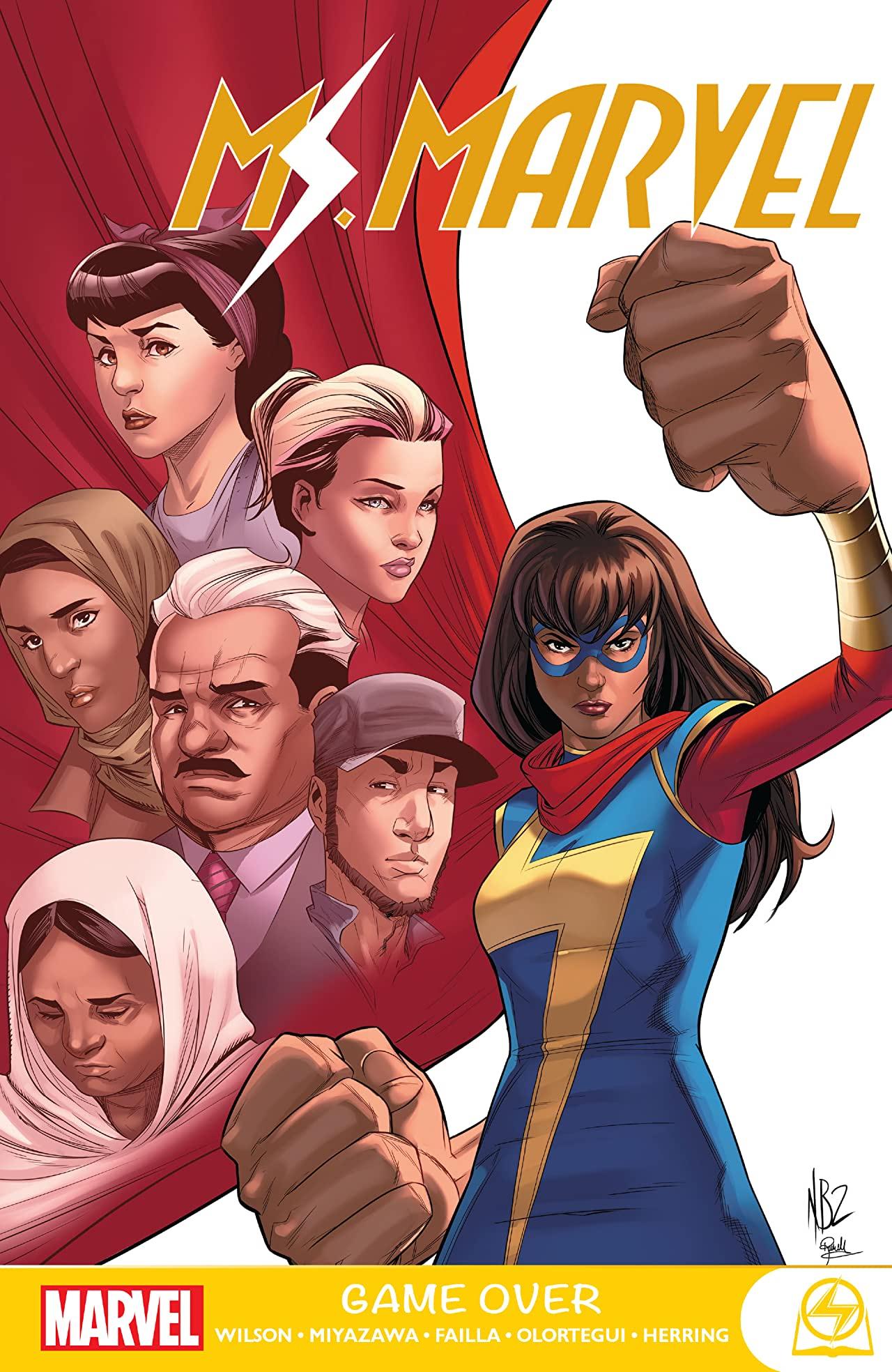 Ms. Marvel: Game Over (Trade Paperback)