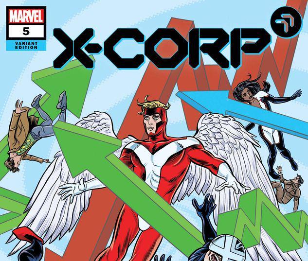 X-Corp #5