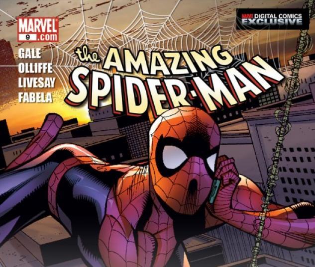 Amazing Spider-Man Digital (2009) #9