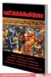 Ultimatum: March on Ultimatum (Trade Paperback)