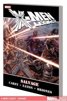 X-Men: Legacy - Salvage (Trade Paperback)