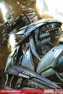 Halo: Helljumper #4