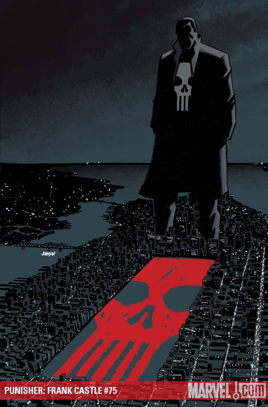 Punisher: Frank Castle (2009) #75