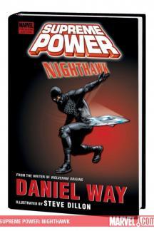 Supreme Power: Nighthawk (Hardcover)