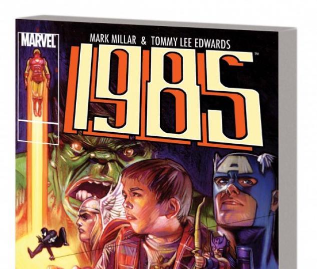 MARVEL 1985 TPB