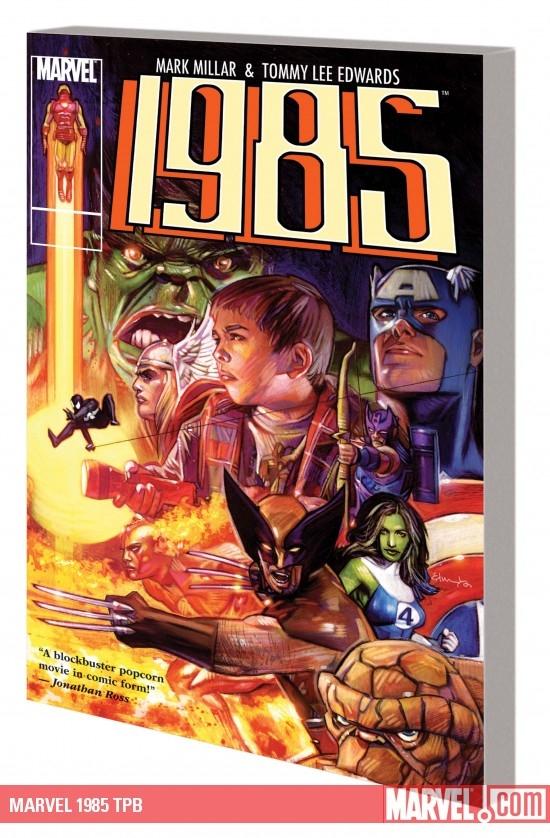 Marvel 1985 (Trade Paperback)