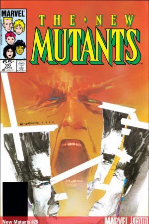 New Mutants  #26