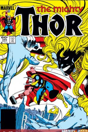 Thor (1966) #345