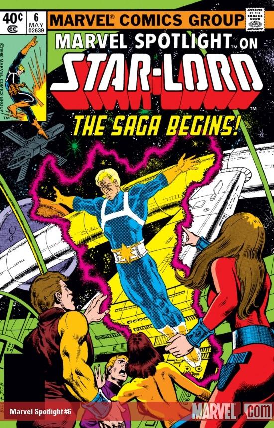 Marvel Spotlight (1979) #6