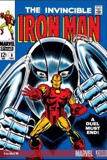 Iron Man (1968) #8