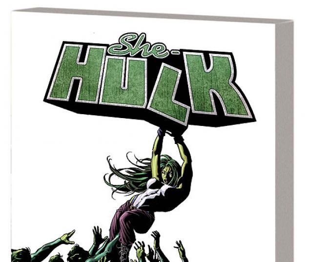 SHE-HULK VOL. 8: SECRET INVASION TPB #0