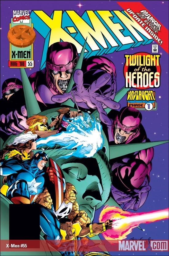 X-Men (1991) #55