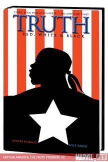 Captain America: The Truth Premiere (Hardcover)