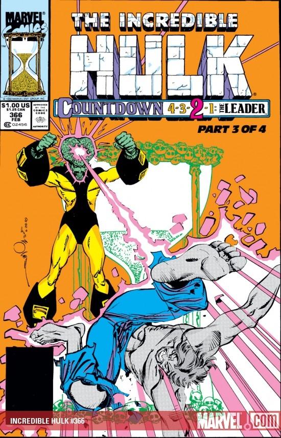 Incredible Hulk (1962) #366