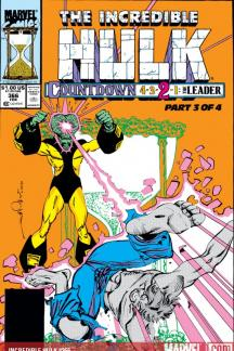 Incredible Hulk #366