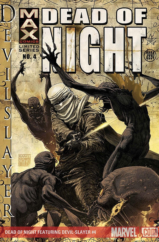 Dead of Night Featuring Devil-Slayer (2008) #4